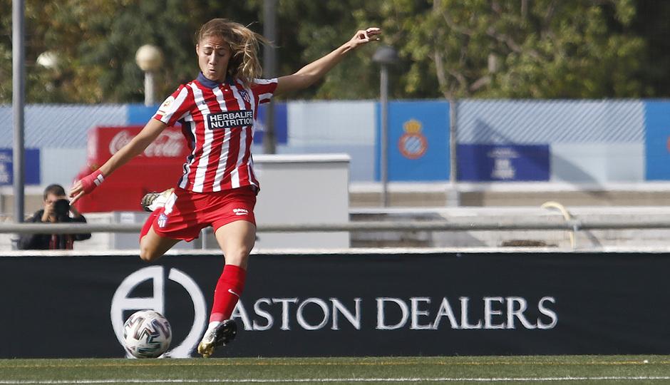 Temporada 20/21 | Espanyol-Atlético de Madrid Femenino | Laia