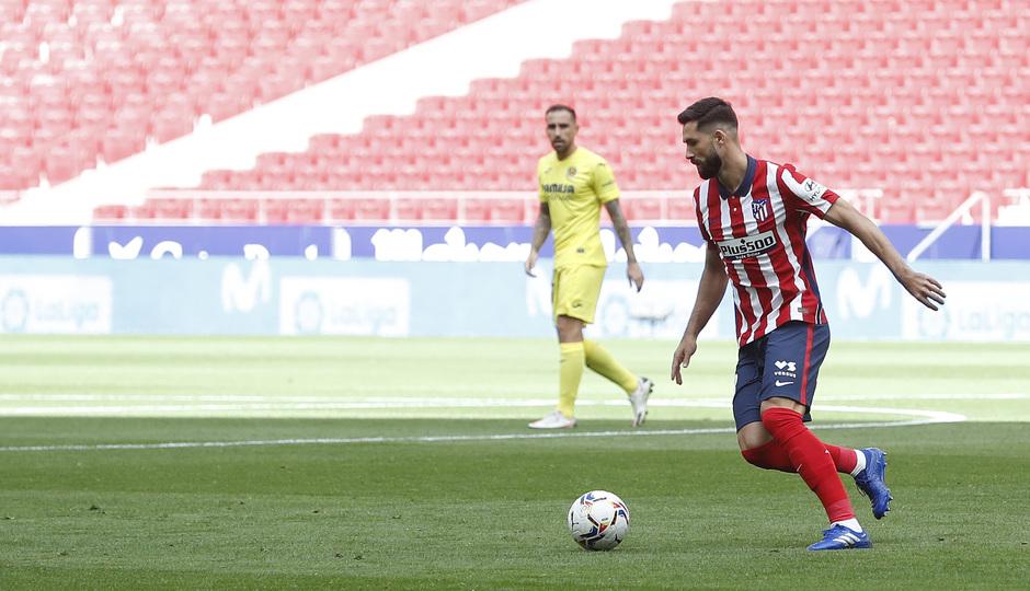 Temporada 20/21 | Atlético de Madrid - Villarreal | Felipe