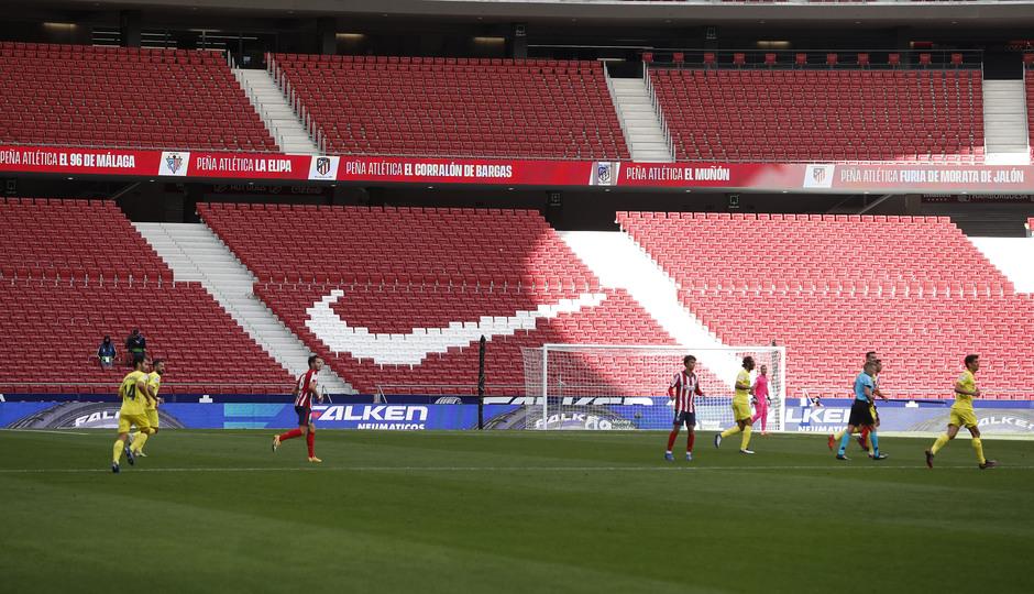 Temporada 20/21 | Atlético de Madrid - Villarreal |