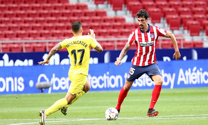 Temporada 20/21 | Atlético de Madrid - Villarreal | Savic