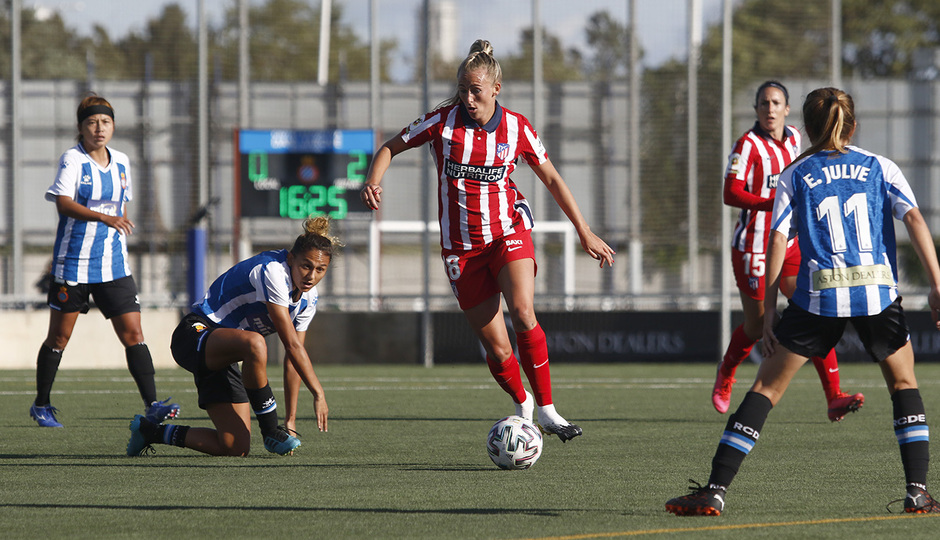 Temporada 20/21 | Espanyol-Atlético de Madrid Femenino | Toni Duggan