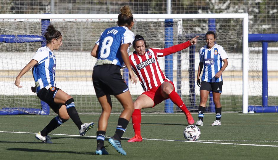 Temporada 20/21 | Espanyol-Atlético de Madrid Femenino | Meseguer