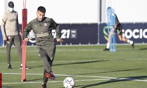 Temporada 20/21 | Entrenamiento 05/10/2021 | Correa