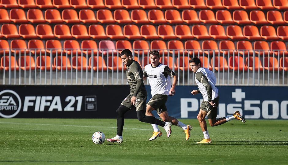 Temporada 20/21 | Entrenamiento 09/10/2021 | Correa
