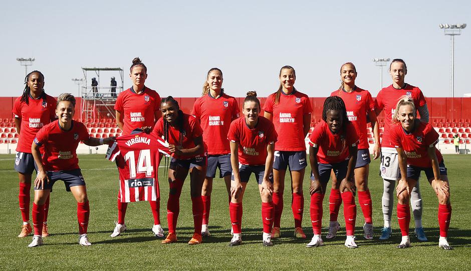Temporada 2020/21 | Atlético de Madrid Femenino - Granadilla | Once