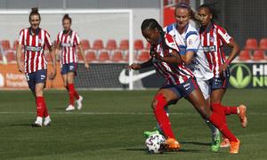 Temporada 2020/21   Atlético de Madrid Femenino - Granadilla   Ludmila