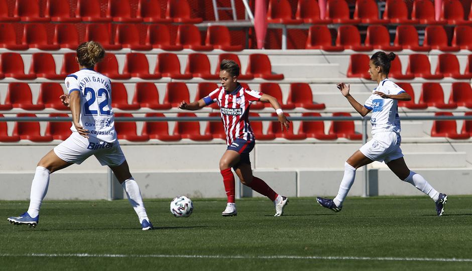 Temporada 2020/21 | Atlético de Madrid Femenino - Granadilla | Amanda