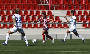 Temporada 2020/21   Atlético de Madrid Femenino - Granadilla   Amanda