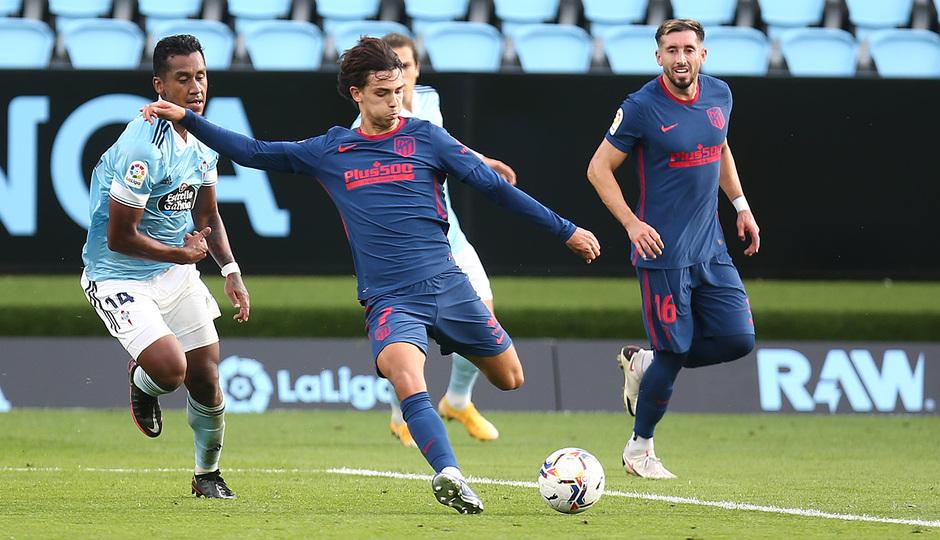 Temporada 2020/21 | Celta - Atlético de Madrid | Joao Félix