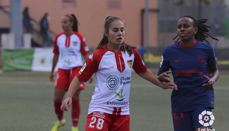 Temp. 20-21 | Santa Teresa - Atlético de Madrid Femenino | Laurent