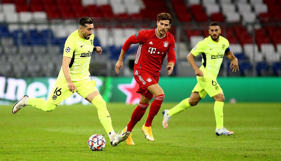 Temp. 20-21 | Bayern Munich - Atlético de Madrid | Herrera