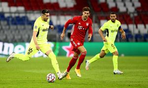 Temp. 20-21   Bayern Munich - Atlético de Madrid   Herrera