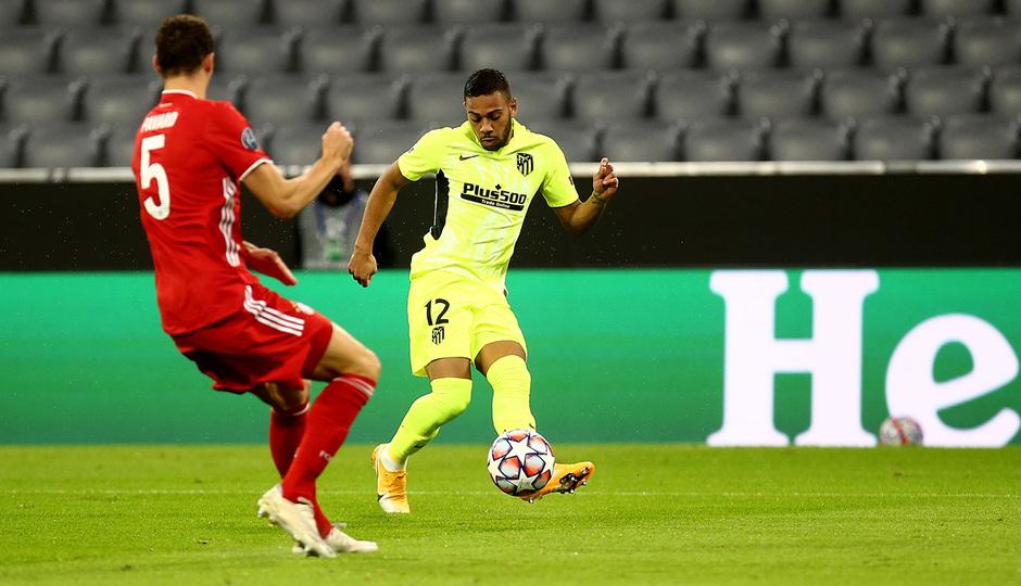 Temp. 20-21 | Bayern Munich - Atlético de Madrid | Lodi