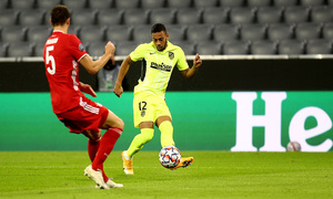 Temp. 20-21   Bayern Munich - Atlético de Madrid   Lodi