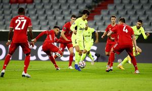 Temp. 20-21   Bayern Munich - Atlético de Madrid   Joao Félix