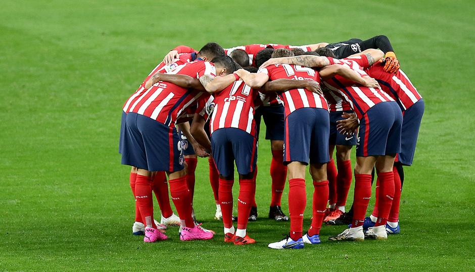 Temporada 20/21 | Atlético de Madrid - Real Betis | Piña