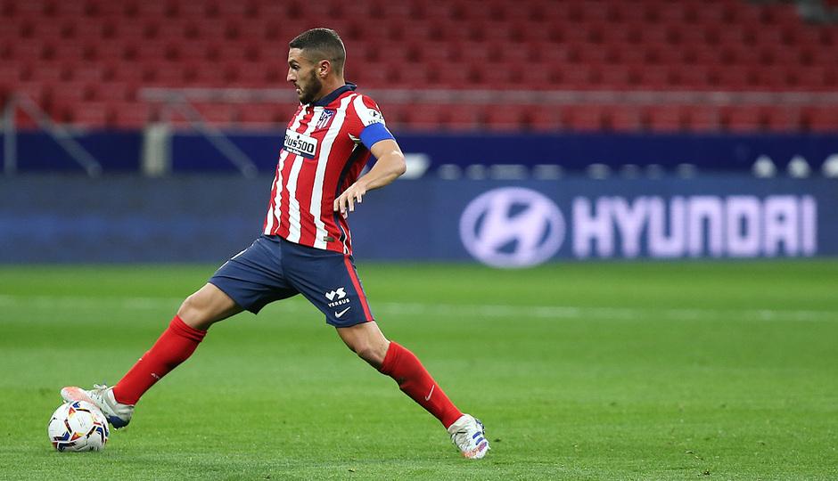 Temporada 20/21 | Atlético de Madrid - Real Betis | Koke