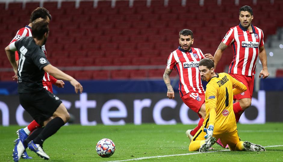 Temp. 20-21 | Atleti - Salzburgo | Joao gol
