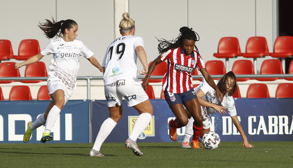Temp. 20-21 | Atleti Femenino-Logroño | Ludmila