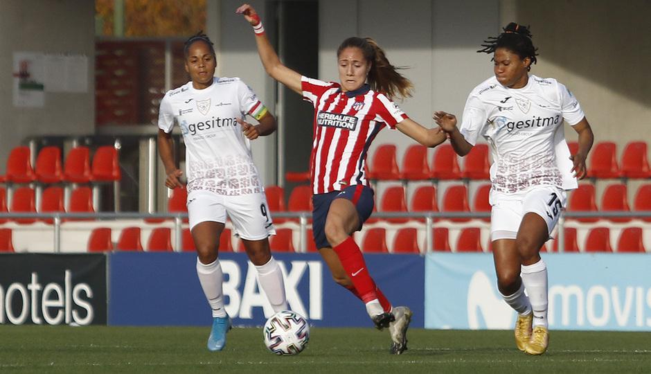 Temp. 20-21 | Atleti Femenino-Logroño | Laia