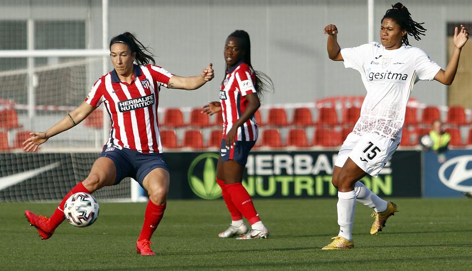 Temp. 20-21 | Atleti Femenino-Logroño | Meseguer