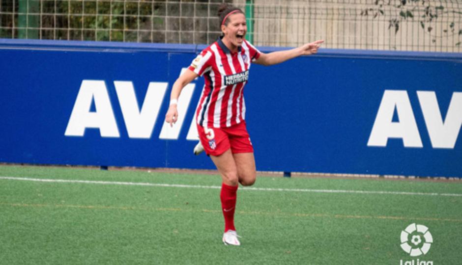 Temp. 20-21 | Eibar - Atlético de Madrid Femenino | Merel