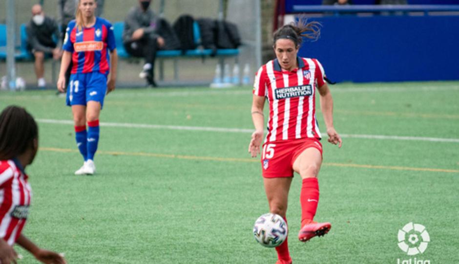 Temp. 20-21 | Eibar - Atlético de Madrid Femenino | Meseguer
