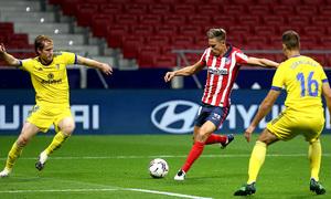 Temp. 20-21 | Atlético de Madrid - Cádiz | Llorente