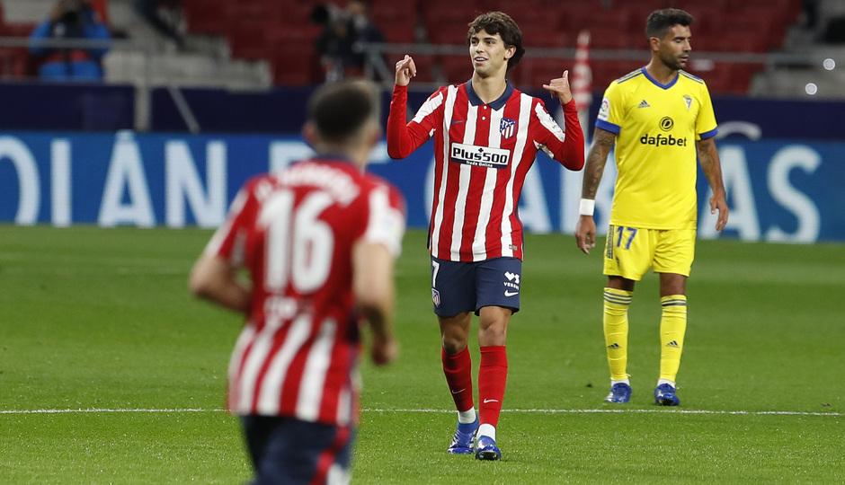 Temp. 20-21 | Atlético de Madrid - Cádiz | Joao Félix