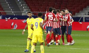 Temp. 20-21 | Atlético de Madrid - Cádiz | Celebración