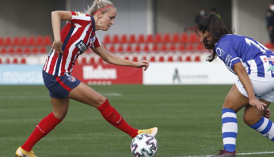 Temporada 2020/21 | Atleti Femenino - Sporting de Huelva | Knaak
