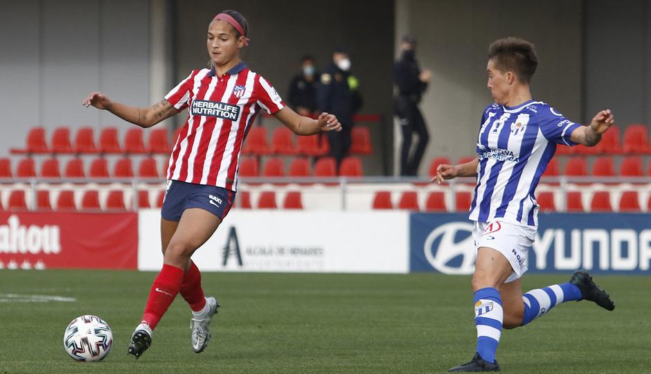 Temporada 2020/21 | Atleti Femenino - Sporting de Huelva | Deyna