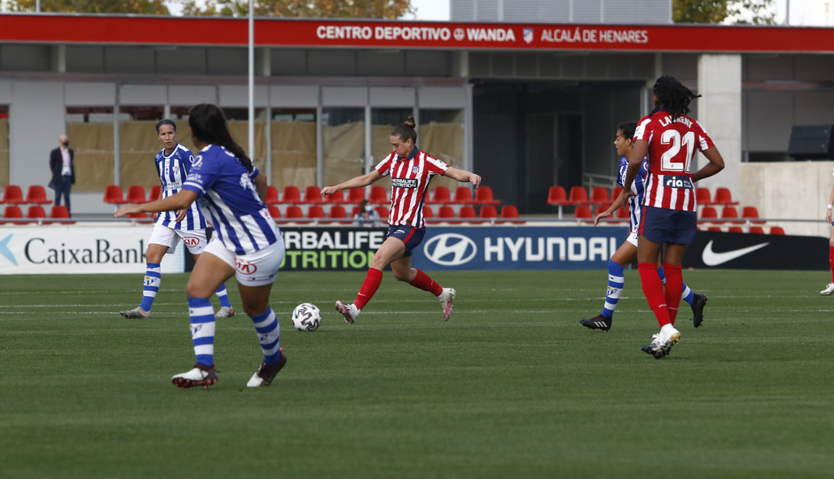 Temporada 2020/21 | Atleti Femenino - Sporting de Huelva | Jace Moore