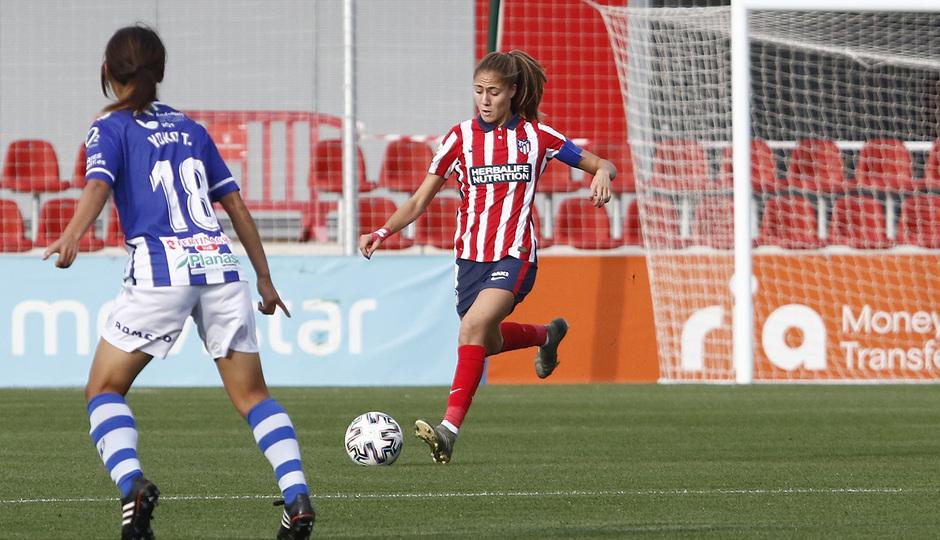 Temporada 2020/21 | Atleti Femenino - Sporting de Huelva | Laia