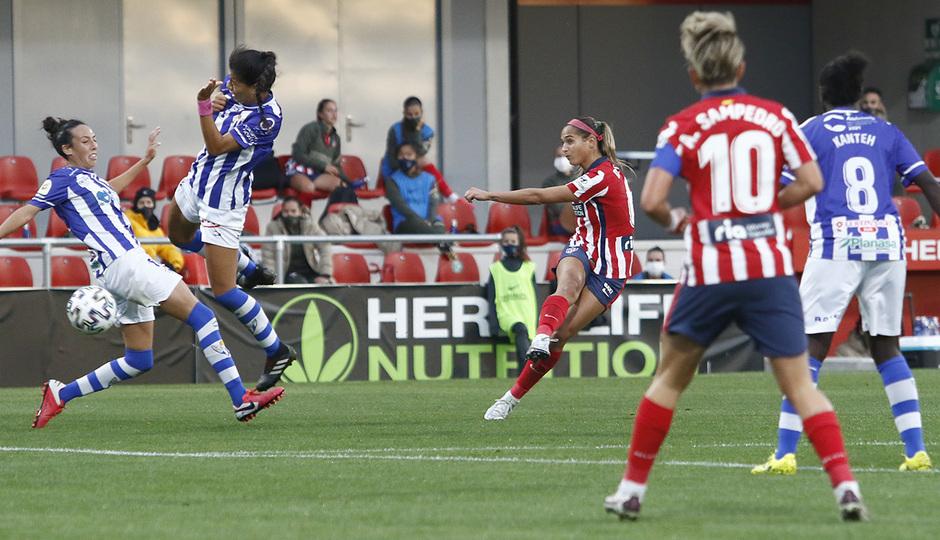 Temporada 2020/21 | Atleti Femenino - Sporting de Huelva | Amanda