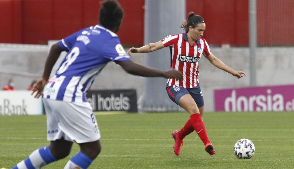 Temporada 2020/21 | Atleti Femenino - Sporting de Huelva | Meseguer