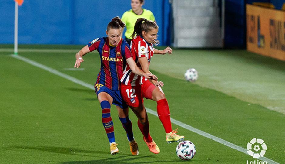 Temp. 20-21 | Barcelona-Atleti Femenino | Strom