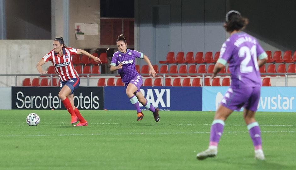 Temp 2020/21 | Atleti Femenino-Betis | Meseguer