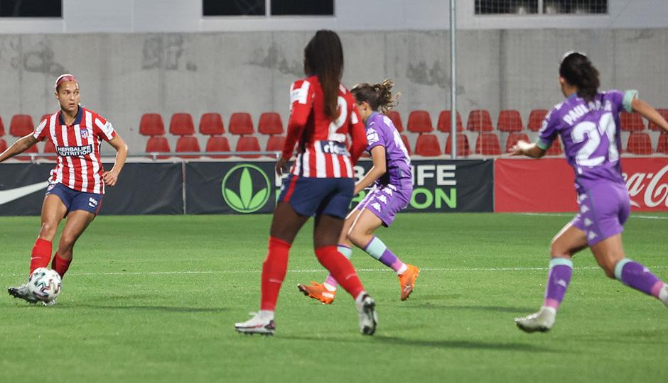 Temp 2020/21 | Atleti Femenino-Betis | Deyna