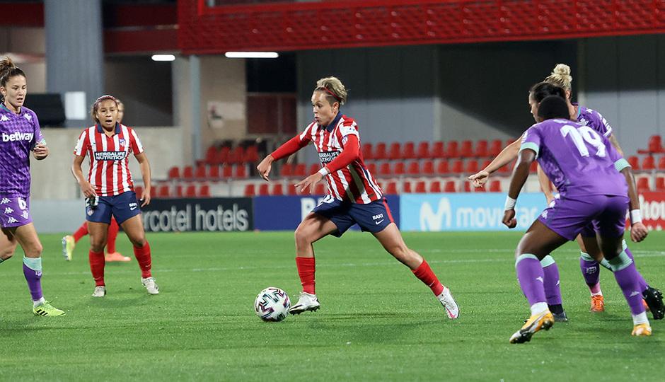 Temp 2020/21 | Atleti Femenino-Betis | Amanda