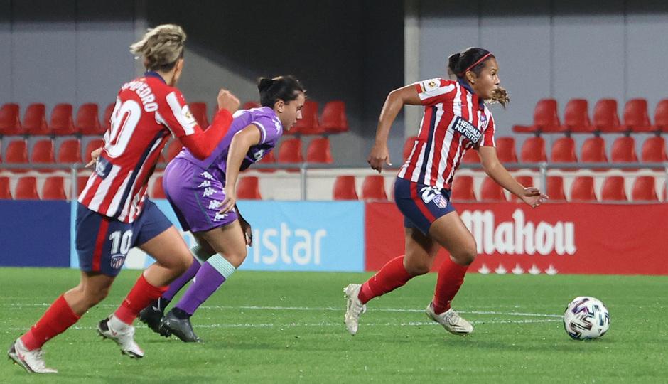 Temp 2020/21 | Atleti Femenino-Betis | Leicy