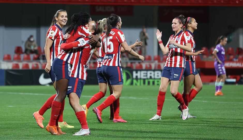 Temp 2020/21 | Atleti Femenino-Betis | Celebración
