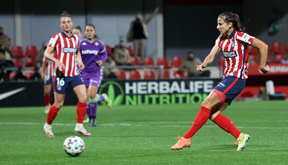 Temp 2020/21 | Atleti Femenino-Betis | Kylie Strom gol