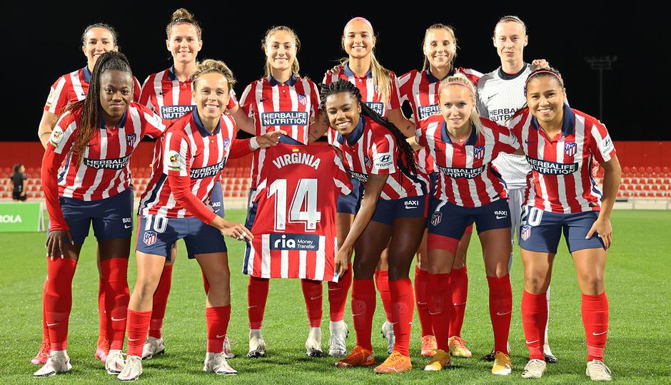 Temp 2020/21 | Atleti Femenino-Betis | Once