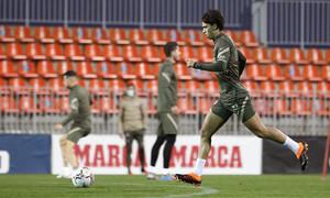 Temp. 20-21 | Entrenamiento Atlético de Madrid 19-11-2020 | Joao Félix