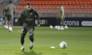 Temp. 20-21 | Entrenamiento Atlético de Madrid 19-11-2020 | Koke