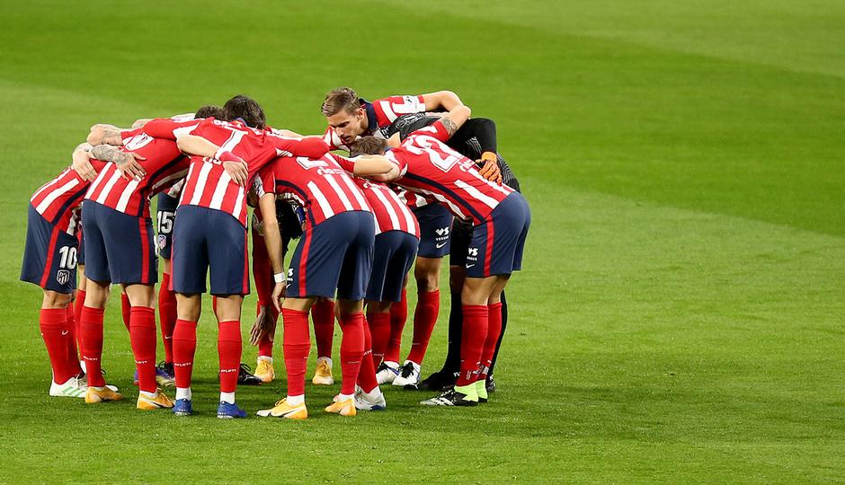 Temp. 20-21 | Atlético de Madrid - FC Barcelona | Piña