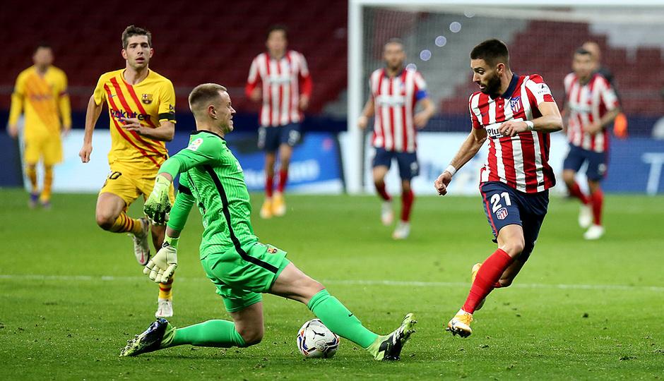 Temp. 20-21 | Atlético de Madrid - Barcelona | Carrasco