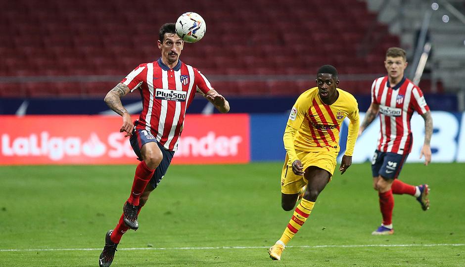 Temp. 20-21 | Atlético de Madrid - Barcelona | Savic