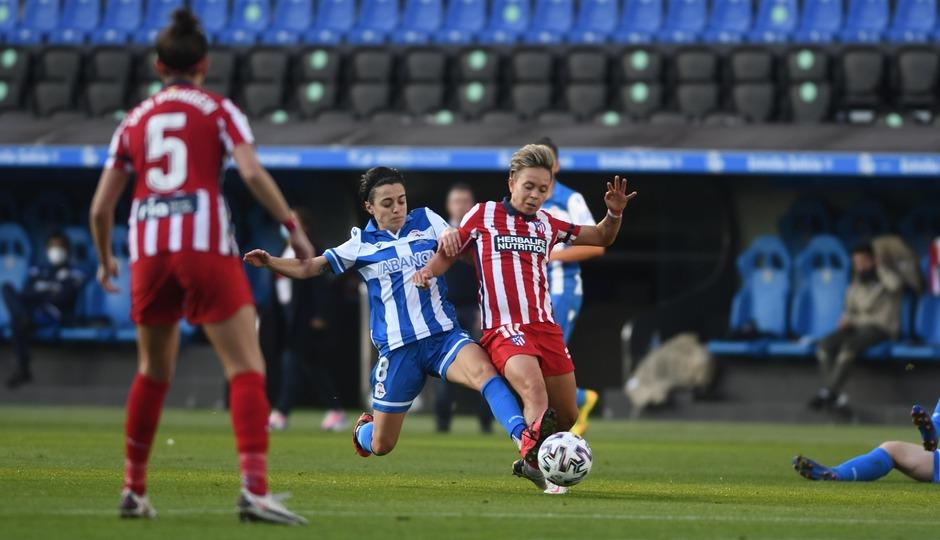 temporada 2020/21 | RC Deportivo - Atlético de Madrid Femenino | Amanda